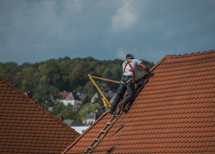 roofers, roof, roofing